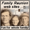Interactive web sites for the whole family. Photo sharing, message boards, family tree & more. Start one for your family today!